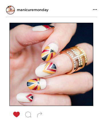 Mani of the Week: Couture-Inspired Creations