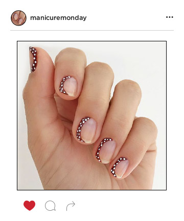 Mani of the Week: Inspired By 'Pretty Woman'