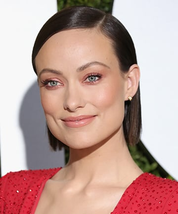 Look of the Day: Olivia Wilde's Peachy Smoky Eye