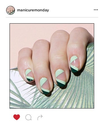 Mani of the Week: Green with Envy