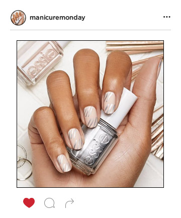Mani of the Week: Elegant Nude Nails