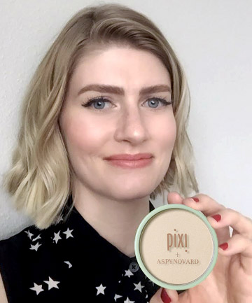 This Non-Glittery Powder Highlighter Is the Stuff of Fantasies