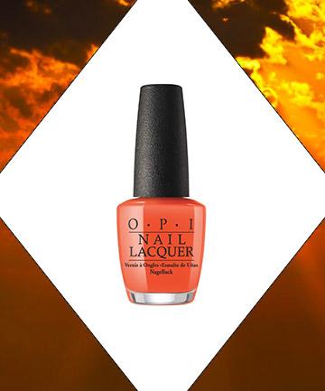 Best Summer Nail Colors: Fiery Orange, 24 Irresistible Summer Nail ...