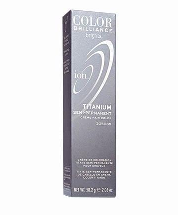Ion Color Brilliance Brights Semi Permanent Hair Color 5 99 9