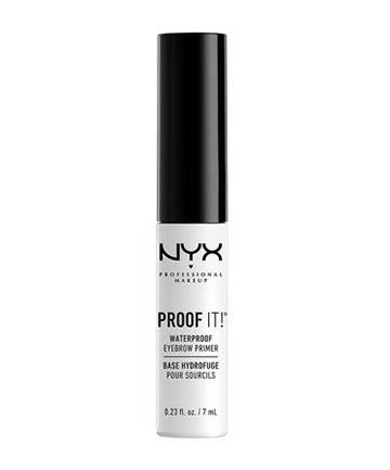 NYX Proof It! Waterproof Eyebrow Primer, $7