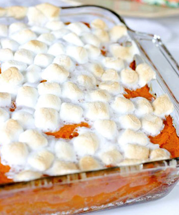 Leftover: Candied Yams
