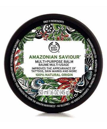 The Body Shop Amazon Saviour Multi-Purpose Balm, $10