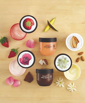 58901e564bd The Body Shop Body Yogurts