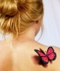3D Tattoos: The Butterfly Effect