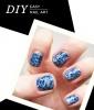 Easy Nail Art: Marvelous Marble