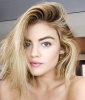 Lucy Hale's Platinum Blonde Highlights