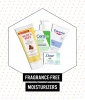 Fragrance-Free Moisturizers for Keratosis Pilaris