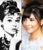 Audrey Hepburn's Beehive