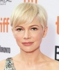 Icy Platinum Hair: Michelle Williams