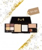 Holiday Makeup Palette: Maybelline New York Gilded In Gold Makeup Kit