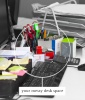 The Zapper: Your Messy Desk Space