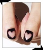 The Heart-on-Your-Nails Manicure