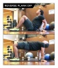 Reverse Plank Dip