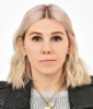 Icy Platinum Hair: Zosia Mamet