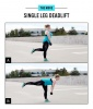 Butt Workout Move No. 4: Single Leg Deadlift