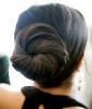 Sleek Ballerina Bun