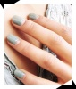 The New Half-Moon Manicure