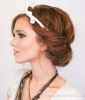 Boho Hairstyles: Roll With It