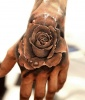 3D Tattoos: Coming Up Roses