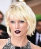 Taylor Swift's Platinum Blonde Shag