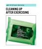Wipe Up After Workouts to Prevent Bacne