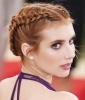 Rose Gold Hair: Emma Roberts