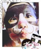 Pure Smile Cat Face Sheet Mask, $4