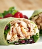 Best Picnic Recipes: Pear Chicken Salad Wrap