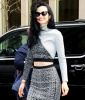 Krysten Ritter gets cozy