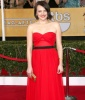 Elisabeth Moss is ravishing in red