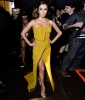 Eva Longoria Charms in Chartreuse
