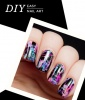 Easy Nail Art: Deliciously Distressed