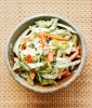 Best Picnic Recipes: Tahini Dijon Coleslaw