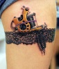 3D Tattoos: Trigger Happy