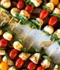 Best Picnic Recipes: Caprese Skewers