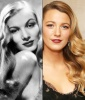 Veronica Lake's Side-Swept Waves
