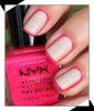 The Hot Pink Framed Manicure