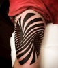 3D Tattoos: Earning Your Stripes