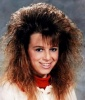 '80s Hair: Working Stiff