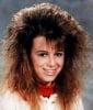 '80s Hair: Working Stiff