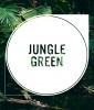 Jungle Green Nail Polish