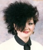 '80s Hair: Gothic Grit
