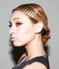 Bobby Pin Hairstyles: Goddess Wrap