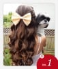 No. 1: Bows and Curls