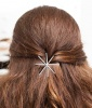 Bobby Pin Hairstyles: Star Design